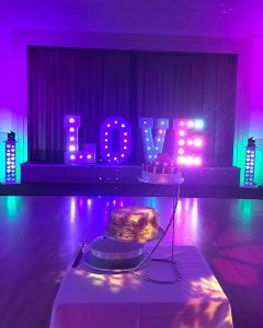 ydjb wedding letter services