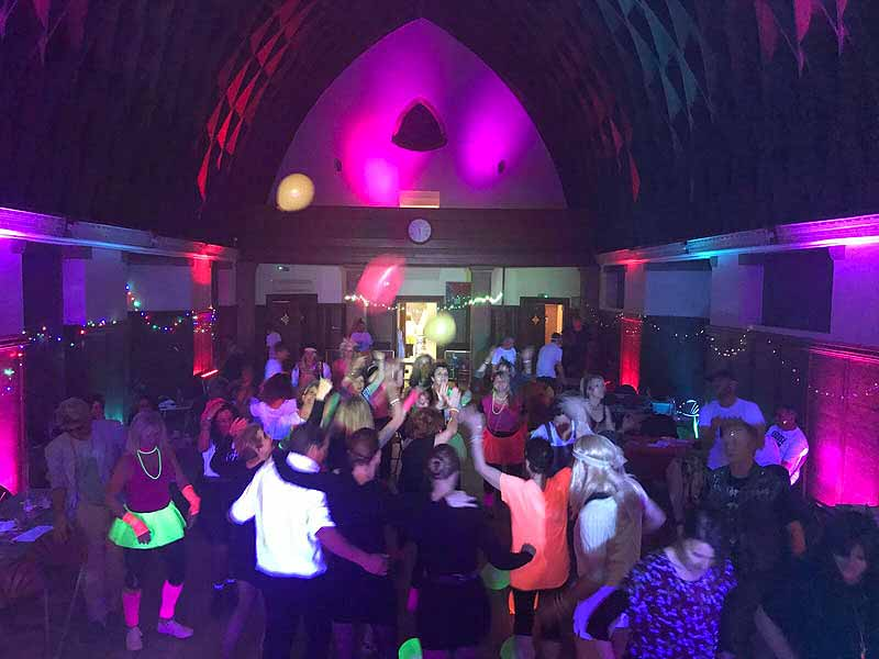 Yorkshire DJ Beats 1980's Party