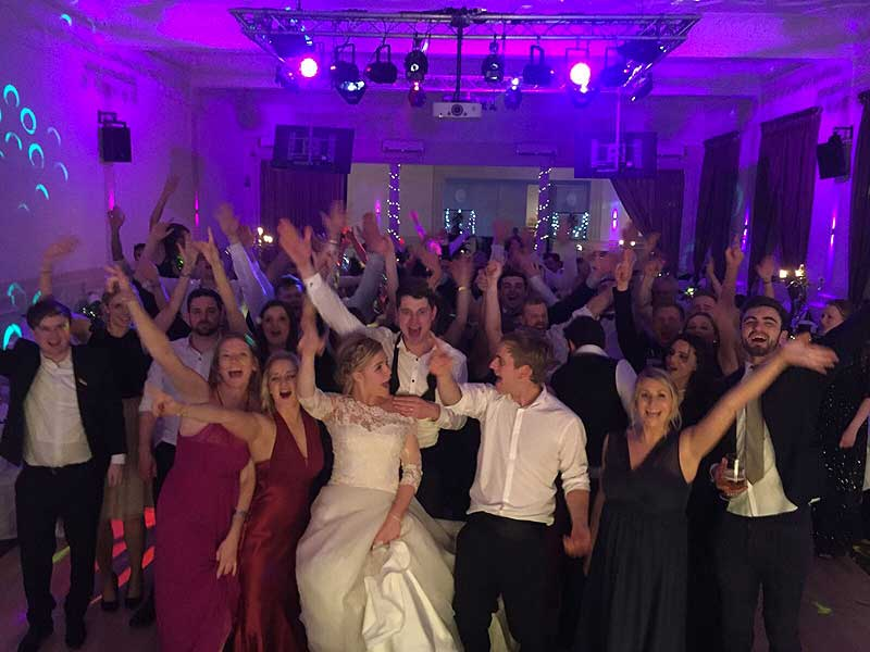 Yorkshire DJ Beats First Dance